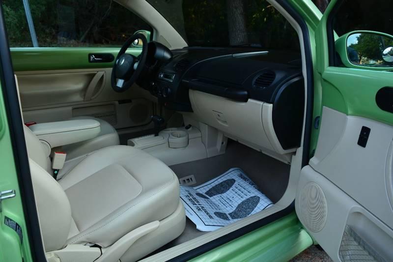 2002 Volkswagen New Beetle GLS 2dr Coupe - San Mateo CA