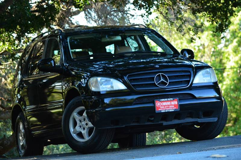 2001 Mercedes-Benz M-Class AWD ML 320 4MATIC 4dr SUV - San Mateo CA