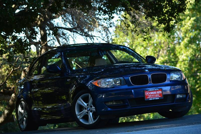 2011 BMW 1 Series 128i 2dr Coupe SULEV - San Mateo CA