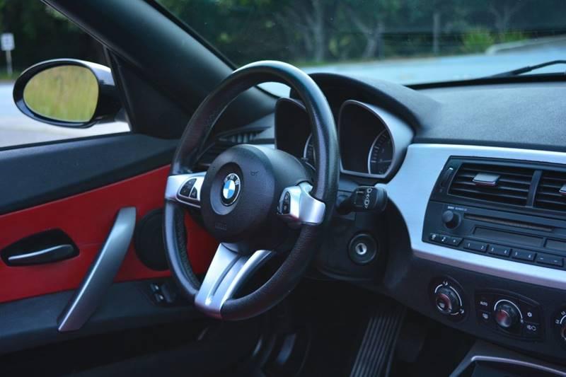 2008 BMW Z4 3.0si 2dr Convertible - San Mateo CA