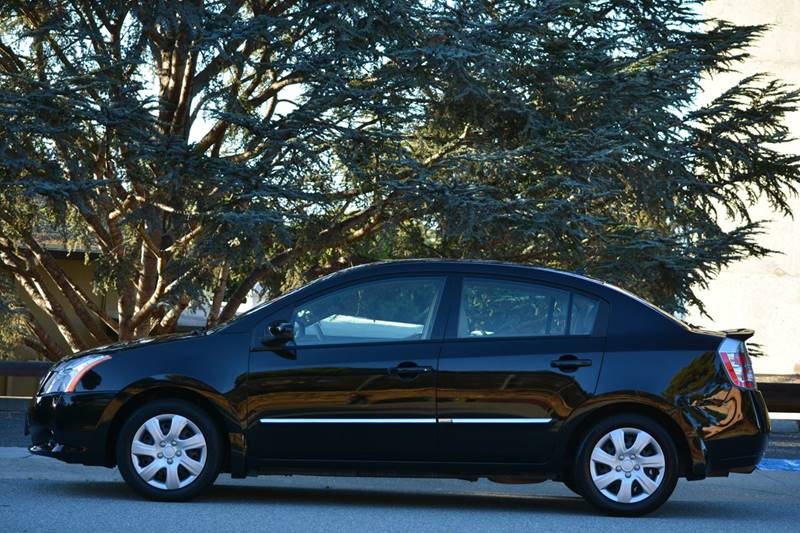 2012 Nissan Sentra 2.0 S 4dr Sedan - San Mateo CA