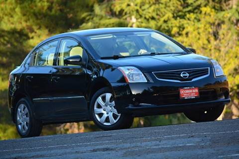 2012 Nissan Sentra for sale in San Mateo, CA