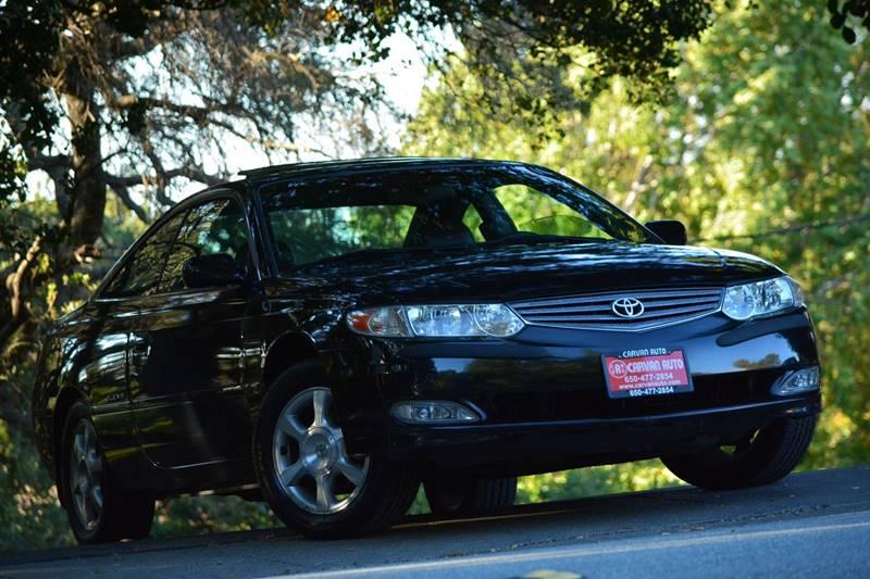 2003 Toyota Camry Solara SLE V6 2dr Coupe - San Mateo CA