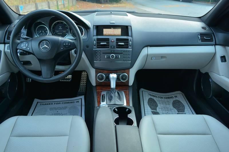 2010 Mercedes-Benz C-Class C 300 Luxury 4dr Sedan - San Mateo CA