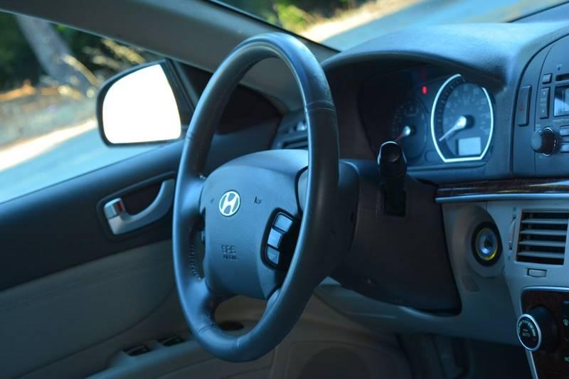 2007 Hyundai Sonata Limited 4dr Sedan - San Mateo CA