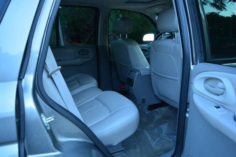 2008 Chevrolet TrailBlazer 4x2 LT2 4dr SUV - San Mateo CA