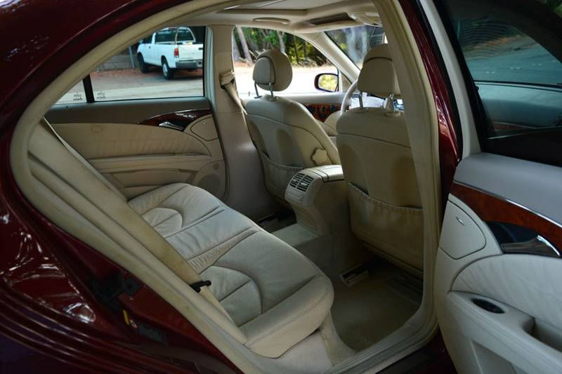 2003 Mercedes-Benz E-Class E 320 4dr Sedan - San Mateo CA
