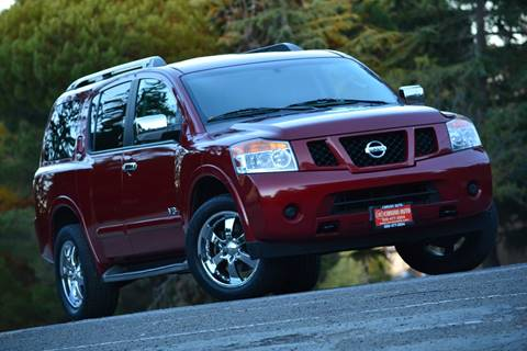 2009 Nissan Armada for sale in San Mateo, CA