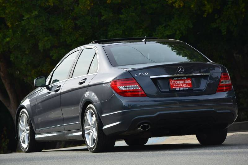 2013 MercedesBenz CClass C 250 Luxury 4dr Sedan In San Mateo CA