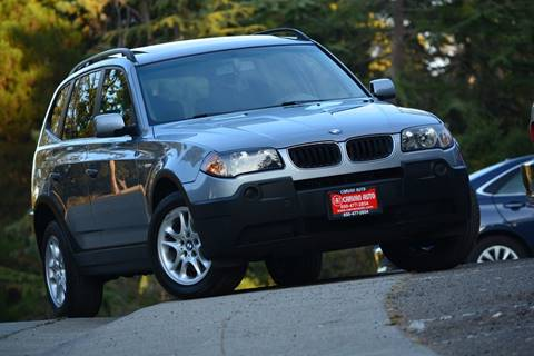 2004 BMW X3 for sale in San Mateo, CA