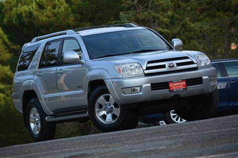 2004 Toyota 4Runner for sale in San Mateo, CA
