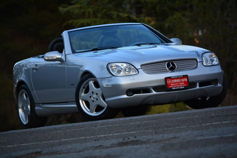 2001 MercedesBenz Slk SLK 230 Kompressor 2dr Convertible In San
