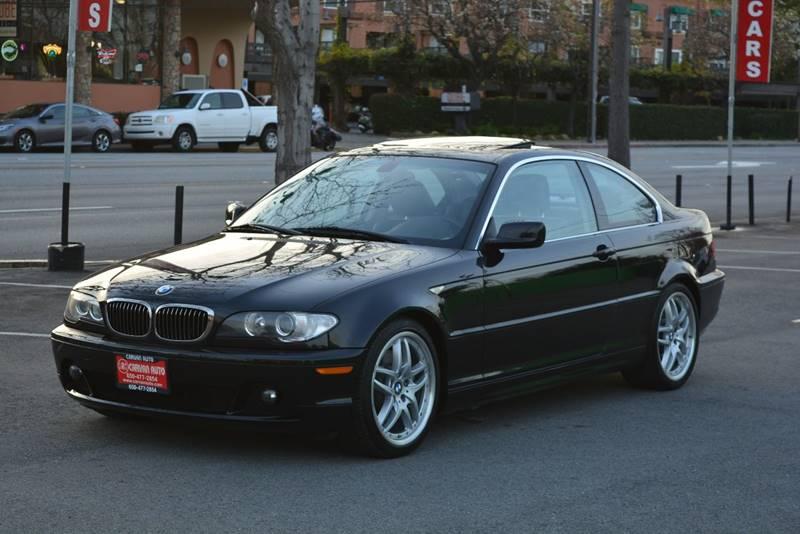 BMW Series Ci Coupe RWD For Sale In San Jose CA CarGurus - Bmw 3 series 330ci