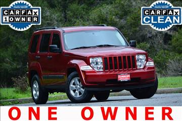 2012 Jeep Liberty for sale in San Mateo, CA