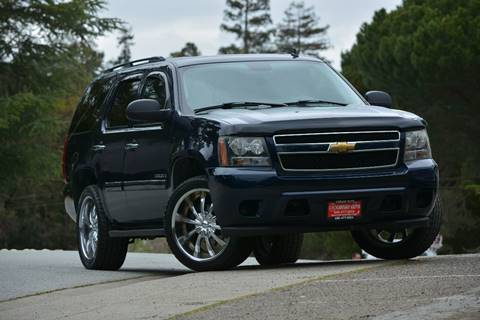 2007 Chevrolet Tahoe for sale in San Mateo, CA
