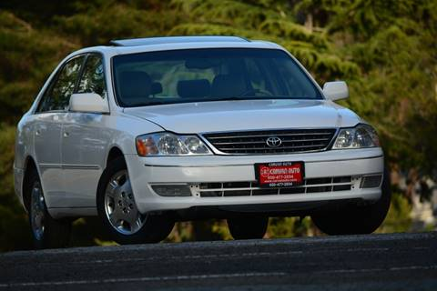 2004 Toyota Avalon for sale in San Mateo, CA