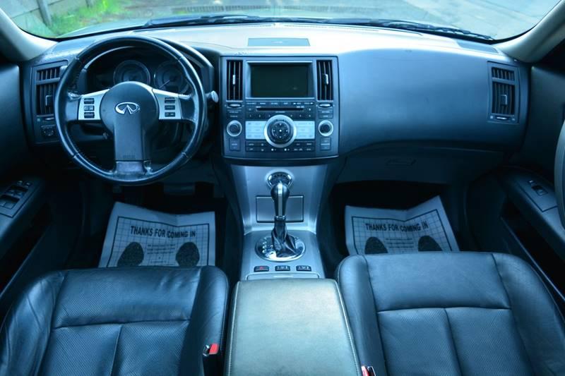 2006 Infiniti FX35 AWD 4dr SUV - San Mateo CA