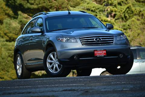 2006 Infiniti FX35 for sale in San Mateo, CA