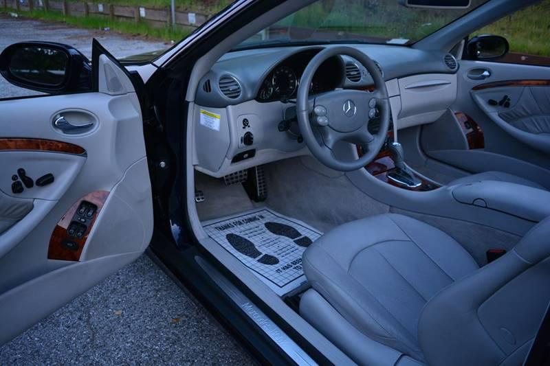 2005 Mercedes-Benz CLK CLK 320 2dr Cabriolet - San Mateo CA
