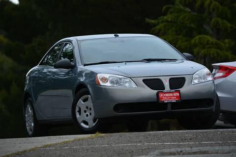 2008 Pontiac G6 for sale in San Mateo, CA