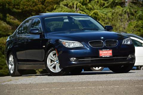 2010 BMW 5 Series for sale in San Mateo, CA