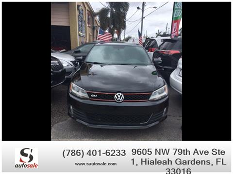 2013 Volkswagen Jetta for sale in Miami Lakes, FL