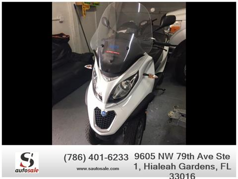 2016 Piaggio MP3 500 for sale in Miami Lakes, FL
