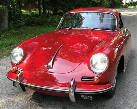 1965 Porsche 356 for sale at ADA Motorwerks in Green Bay WI