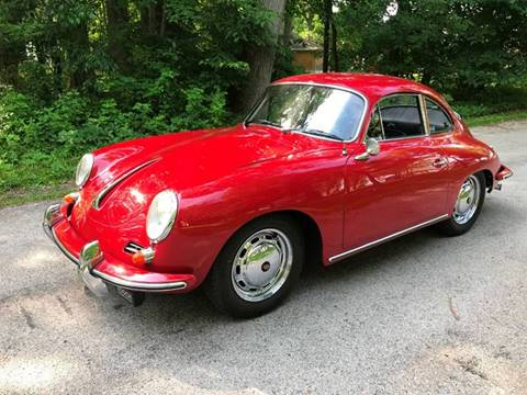 1965 Porsche 356 for sale at ADA Motorwerks in Green Bay WI