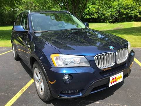 2011 BMW X3 xDrive28i for sale at ADA Motorwerks in Green Bay WI