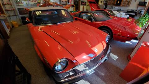1983 FIAT 124 Spider Pininfarina for sale at ADA Motorwerks in Green Bay WI