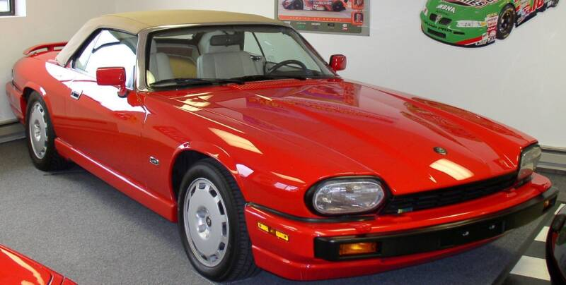 1993 Jaguar XJRS for sale at ADA Motorwerks in Green Bay WI