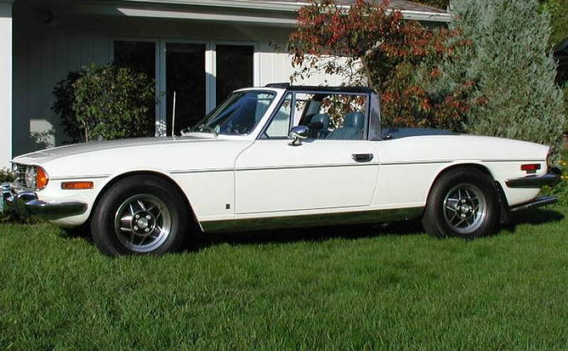1973 Triumph STAG for sale at ADA Motorwerks in Green Bay WI