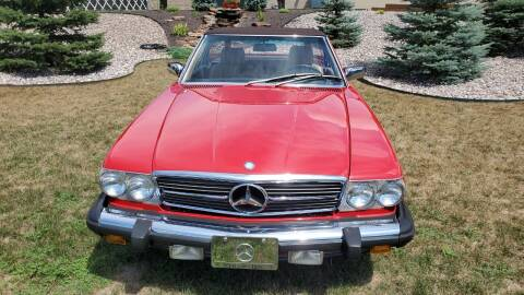 1986 Mercedes-Benz 560-Class for sale at ADA Motorwerks in Green Bay WI