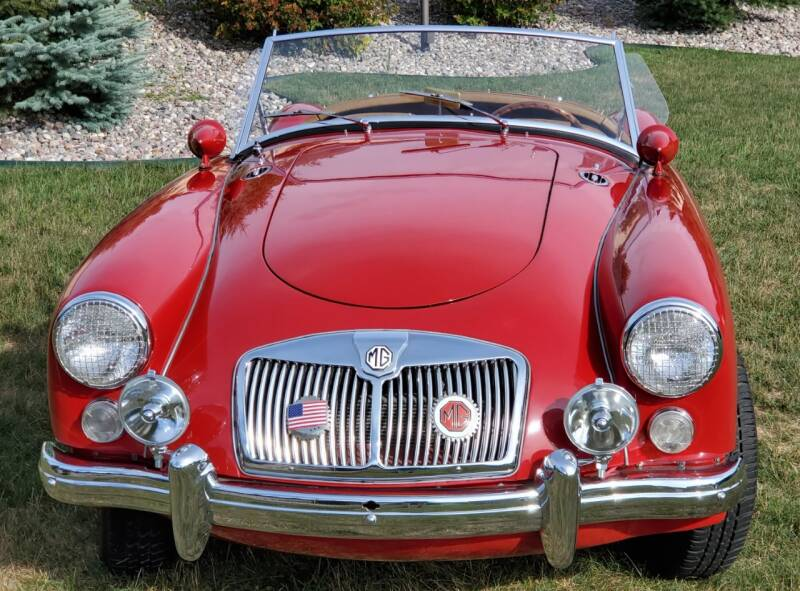 1959 MG MGA for sale at ADA Motorwerks in Green Bay WI