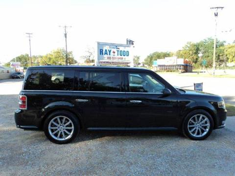 2015 Ford Flex for sale in Tyler, TX