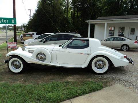 1981 Phillips Berlina Corvette for sale in Tyler, TX