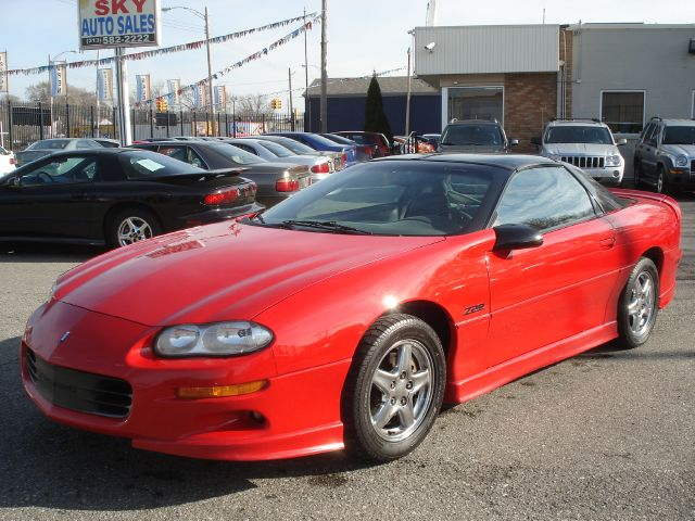 Used 1998 chevrolet camaro for sale for Heath motors greenville nc