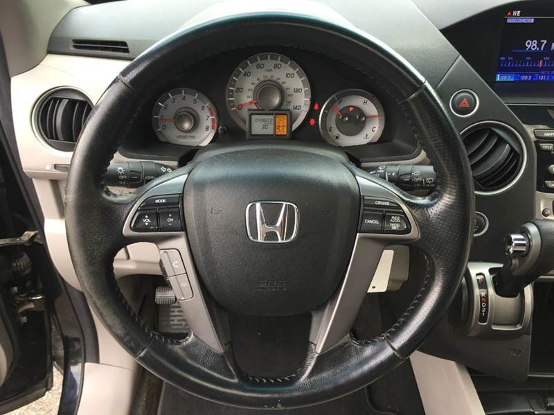 2013 Honda Pilot 4x4 EX-L 4dr SUV - Detroit MI