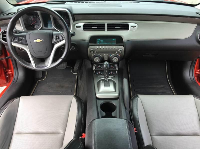 2012 Chevrolet Camaro LT 2dr Coupe w/2LT - Detroit MI