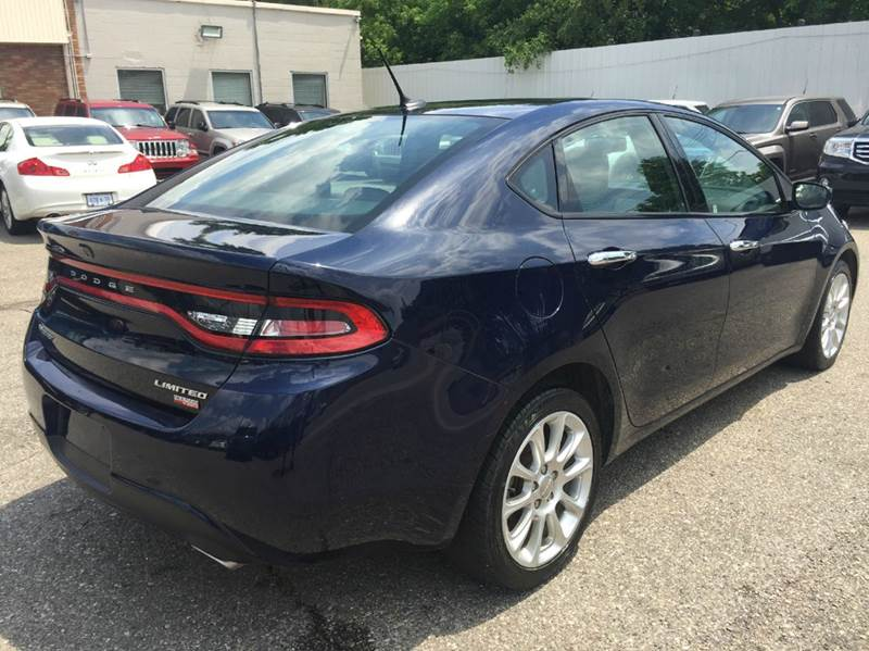 2013 Dodge Dart Limited 4dr Sedan - Detroit MI