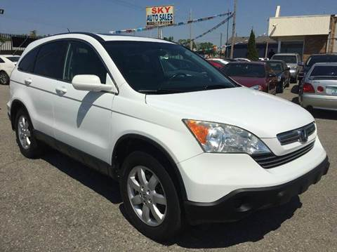 2007 Honda CR-V for sale in Detroit, MI