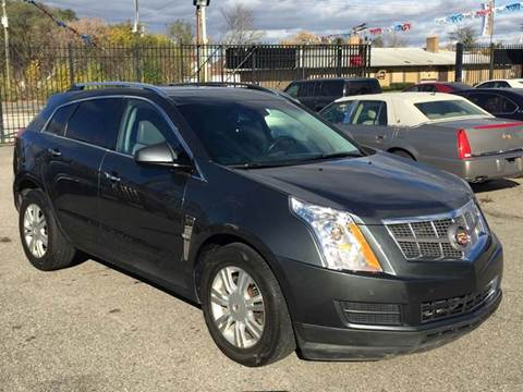 2010 cadillac srx for sale michigan for Paramount motors taylor mi