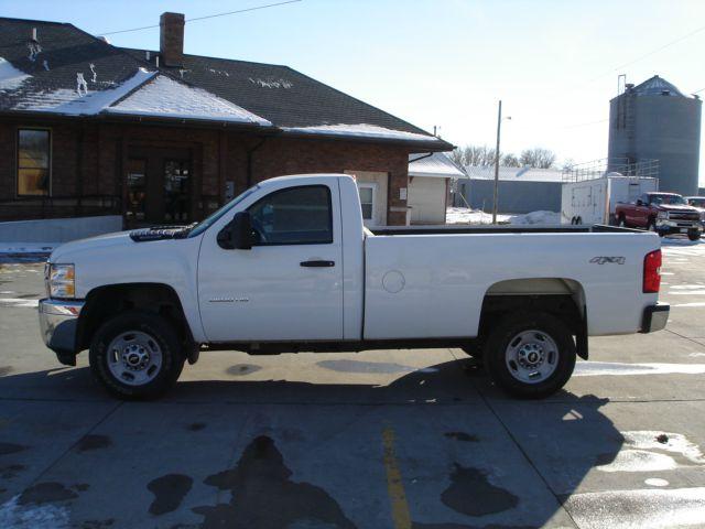 2011 chevrolet silverado 2500hd work truck 4x4 2dr regular cab lb in wayne norfolk sioux city. Black Bedroom Furniture Sets. Home Design Ideas