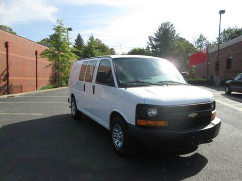 2014 Chevrolet Express Cargo for sale in Watertown, CT