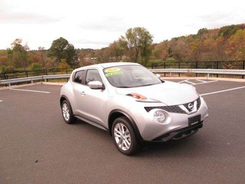 2016 Nissan JUKE for sale in Watertown, CT