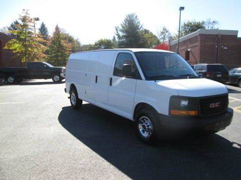 2012 GMC Savana Cargo for sale in Watertown, CT