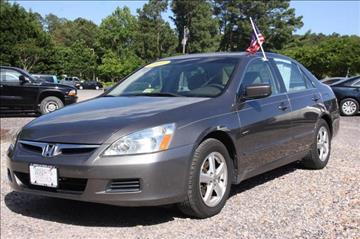 2007 Honda Accord for sale in Yorktown, VA
