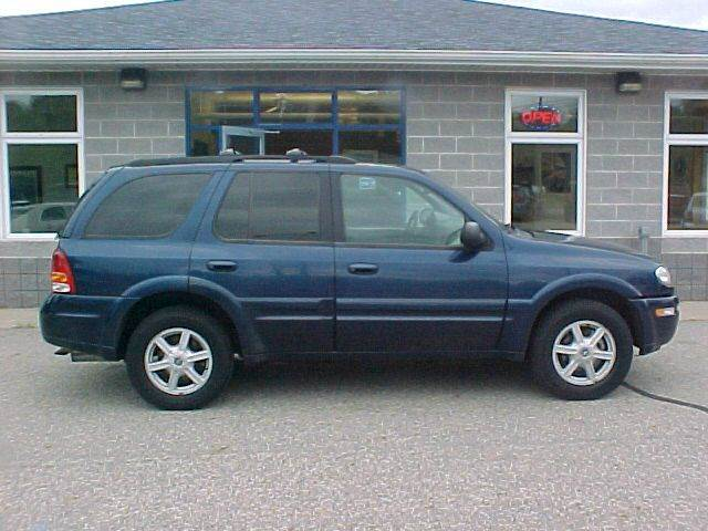 2002 Oldsmobile Bravada