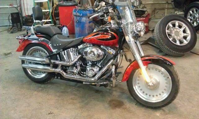 2011 Harley-Davidson Fat-Boy